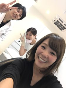 新東京歯科衛生士学校コラボ
